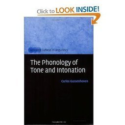 Amazon.com: The Phonology of Tone and Intonation (Research Surveys in Linguistics) (9780521012003): Carlos Gussenhoven: Books | Chilean Spanish | Scoop.it