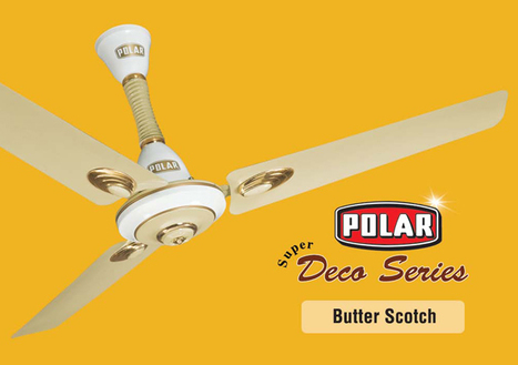 Polar-Ceiling Fans Which Guarantee Lifelong Comfort and Satisfaction | Home Appliance & Fan | Scoop.it