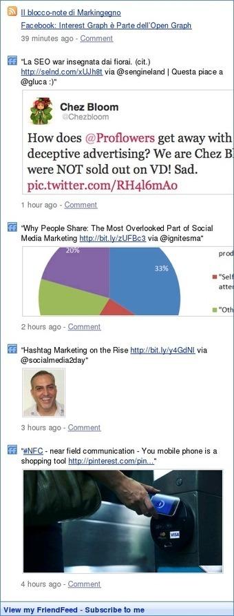 Dal Social Media Monitoring al Social CRM | Il blocco-note di Markingegno | Observer - Social Media Monitoring | Scoop.it