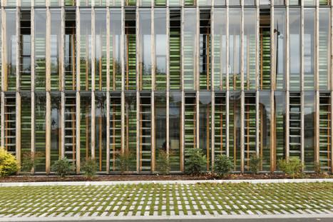 De la réalité de l'architecture VERTE : Rencontre avec l'architecte Patrick Arotcharen | The Architecture of the City | Scoop.it