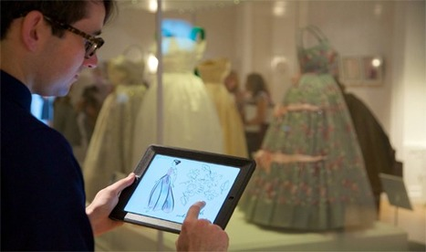 When Fashion Meets Future Technology | Technology in Business Today | Scoop.it