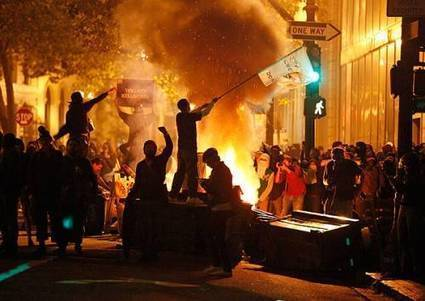 Oakland Pays $4.5 Million to Violent #Occupy Thug Scott Olsen | Restore America | Scoop.it