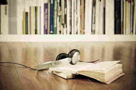 Straight To Audiobook: Authors Write Original Works Meant To Be Heard - NPR | Writing Matters | Scoop.it