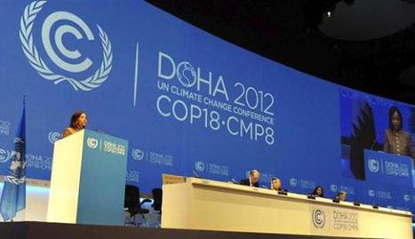 Doha, los gobiernos hipócritas contras los pioneros se juegan el futuro del clima | GEOGRAFIA SOCIAL | Scoop.it