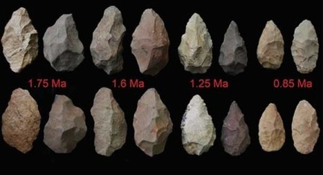 Archeologists find oldest tools ever made by ancient human ancestors - Science Recorder | Ancient Origins of Science | Scoop.it