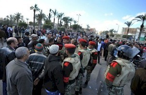 Egypte: à Port-Saïd, la population veut chasser une police honnie   Égypt-actus   Scoop.it