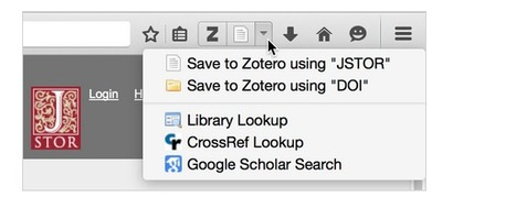 Zotero 4.0.27: Streamlined saving, easier bibliography language selection, and more | Zotero | Scoop.it