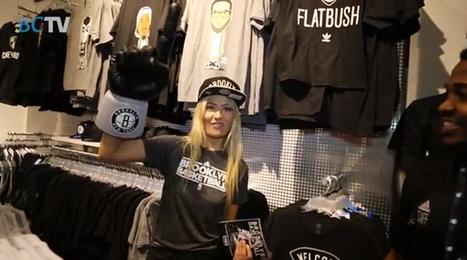 Découvrez la Fan Experience des Brooklyn Nets au Barclays Center avec Alyonka Larionov | Basket & Marketing | Scoop.it