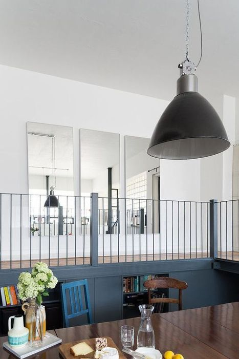 Un loft de style industriel à Londres | PLANETE DECO a homes world | Céka décore | Scoop.it