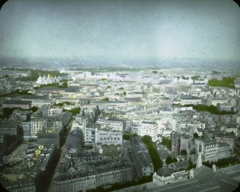 Expo Universelle de Paris 1900 : des photos re-colorisées – Lense.fr | GenealoNet | Scoop.it