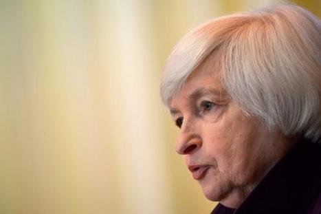 Fed's Yellen sees rates hikes, mostly good economic picture | EconMatters | Scoop.it