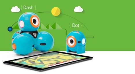 Meet Dash & Dot: The Latest in Coding Curriculum | 1:1 Mobile Learning Environment | Scoop.it