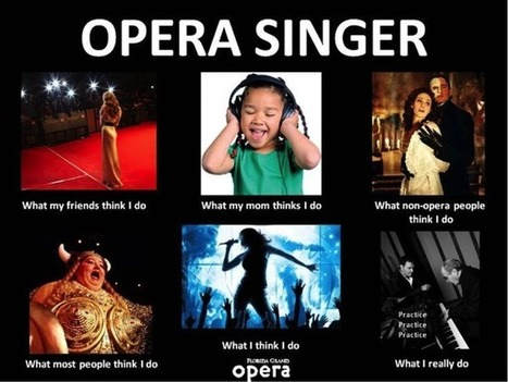 Opera Singer | What I really do | Scoop.it
