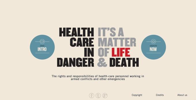 Health Care in Danger, le webdocumentaire