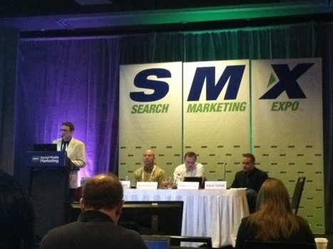 Seven tips for better social marketing engagement: SMX insight | Content Strategy |Brand Development |Organic SEO | Scoop.it