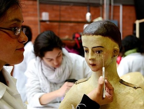 INAH restaura piezas religiosas para la Semana Santa | Excelsior (Mexique) | Kiosque du monde : Amériques | Scoop.it