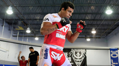 Vitor Belfort granted license by Nevada Athletic Commission, faces Chris Weidman in December | Martial Arts | Scoop.it