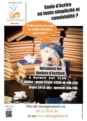 Accueil - Libres Plumes, atelier d'écriture   Concours de nouvelles humoristiques   Scoop.it