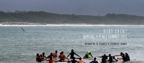 SurfingAquitaine » Surfing 4 peace | Surfing 4 Peace | Scoop.it