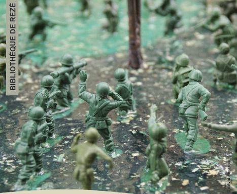 Une bibliographie sélective sur les guerres en pays de Loire, par la bibliothèque de Rezé | Histoire 2 guerres | Scoop.it