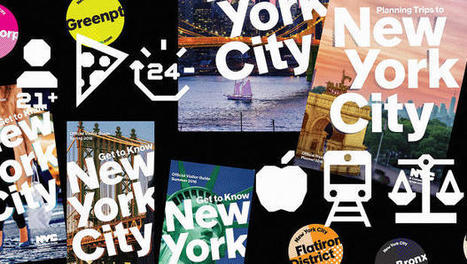 NYC Gets A Major Rebrand (And Its First Official Pictograms) | Social Media, Content Marketing and User Experience | Scoop.it