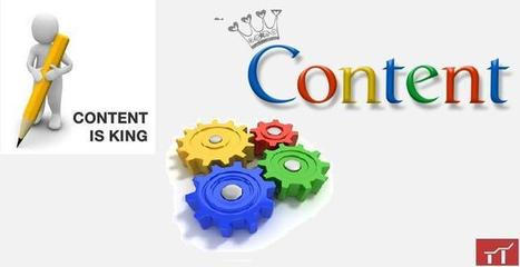 Key Points Need To Be Known While Developing Innovative Content   Online Reputation Management   Scoop.it