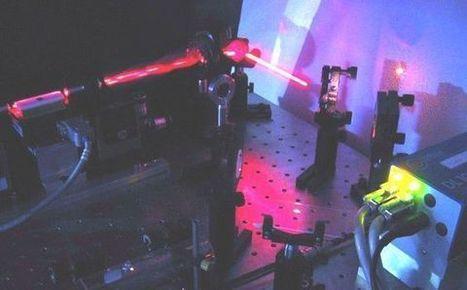 Une téléportation quantique entre photon et matière sur 25 km | myScience | Scoop.it