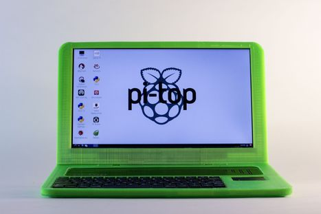 Pi-Top, a Raspberry Pi laptop you build yourself! | Arduino&Raspberry Pi Projects | Scoop.it
