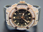 Men's Hublot Big Bang Rose Gold Watch| RSDWatches.com | Sell Gold | Scoop.it