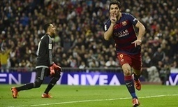 Luis Suárez hits two as Barcelona go on rampage against Real Madrid - The Guardian | AC Affairs | Scoop.it
