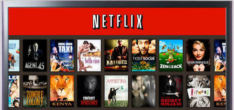 Netflix sera disponible en France depuis le Luxembourg | Video content | Scoop.it
