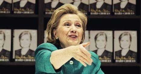 Hillary Clinton... Une carrière capillaire | Veuchs | Scoop.it