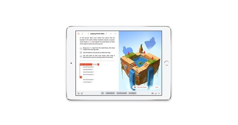 Swift Playgrounds - Preview | iPads in Education Daily | Scoop.it