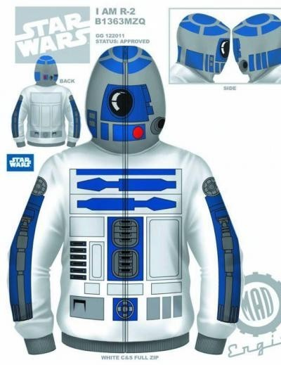star_wars_hoodies | Vulbus Incognita Magazine | Scoop.it