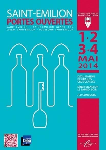 Quatre jours pour découvrir Saint-Emilion - Terre de Vins   Oenotourisme   Scoop.it