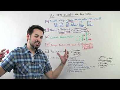Search Engine Optimization Checklist - DIY SEO | The Bitcoin Blueprint | Scoop.it