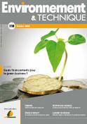 GreenTech : un incubateur du ministère de l'Ecologie vise le développement de 14 nouveaux services | D'Dline 2020, vecteur du bâtiment durable | Scoop.it