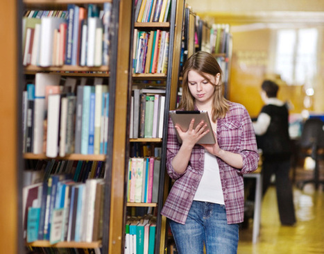 The Promise of 1:1: Rollouts Are Opportunities for Reinvention ... | 21st Century Children's Libraries | Scoop.it