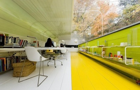 LEGO, Google, Nokia… Voici les bureaux les plus stylés au monde ...   Lego is not a game... not only   Scoop.it