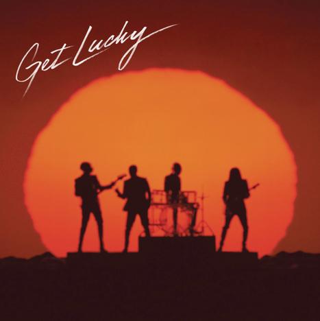 Daft Punk : Le single 'Get Lucky' disponible dans sa version radio edit | Daft Punk France Columbia | Scoop.it