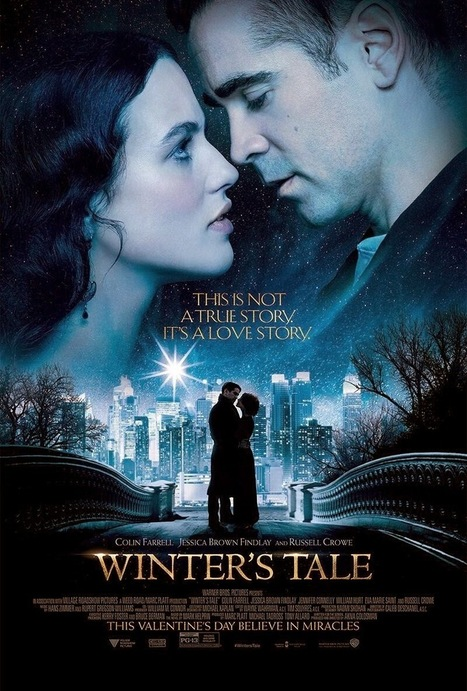 Winter's Tale 2014 DVDRip 500MB ~ Movie Bless | Movie Bless | Scoop.it