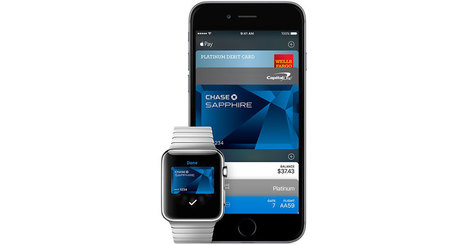 Apple Pay - Apple | Creative Innovation | Scoop.it