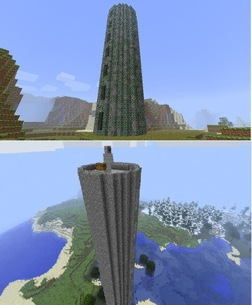 Battle Towers Mod for MC [1.8.8/1.7.10/1.7.2/1.6.4/1.5.2] - Azminecraft.info | Azminecraft.info | Scoop.it