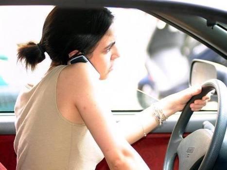 Aumentano gli incidenti mortali, lo smartphone tra le cause principali | Il mondo che vorrei | Scoop.it