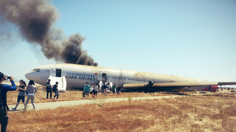 Update:At least two dead, 61 injured in Boeing 777 crash at #SFO | Littlebytesnews Current Events | Scoop.it