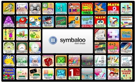 Symbaloo: Primary Math Apps | iPads in kindergarten Best Practices | Scoop.it