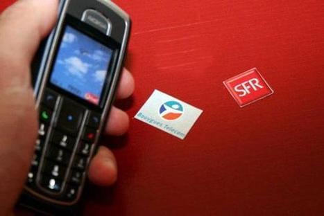 Bouygues Telecom et SFR en négociations pour partager leurs réseaux mobiles | Branding News & best practices | Scoop.it