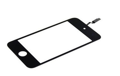 OEM iPod Touch 5th Outer Screen Glass Replacement - Black | iteckparts hot gadgets | Scoop.it