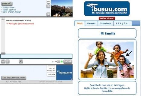 Busuu, una red social para aprender idiomas gratis | Las TIC y la Educación | Scoop.it