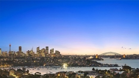 Sydney's economic centre drifts away from the CBD towards Concord | Year 12 Geography | Scoop.it